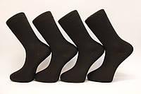 Стрейчевые мужские хлопковые носки BYT