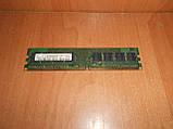 Модуль памяти Samsung DDR2 1 Gb для компьютера, фото 5
