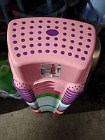 Табурет детский противоскользящий СМ-510 Резинка, фото 1