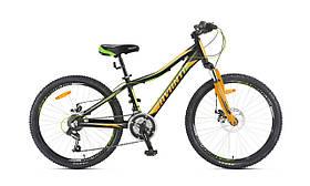 """Горный подростковый велосипед Avanti Rapid 24"""" 2019"""