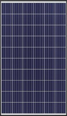 Солнечная батарея AMERISOLAR 330 Вт 24В поликристаллическая AS-6P330W