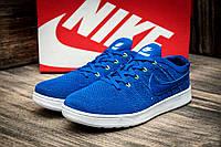 Кроссовки мужские Nike , синие (2470-5) размеры в наличии ► [  42 44  ]