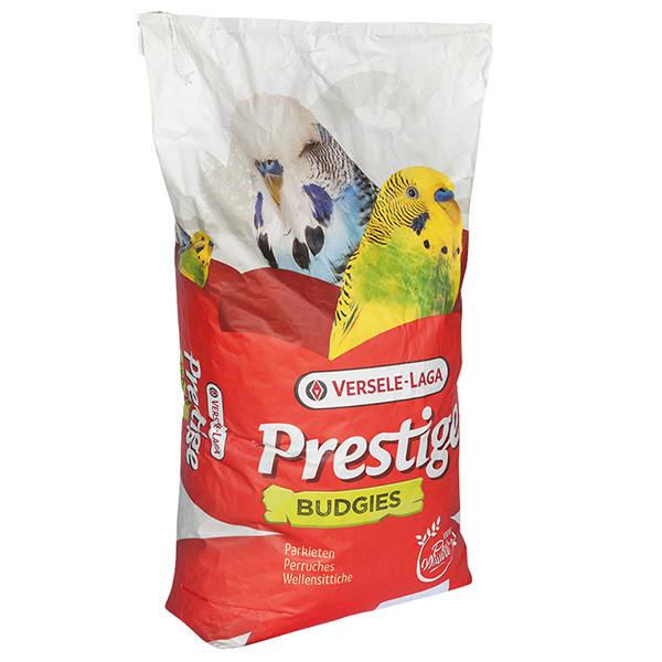 Корм Versele-Laga Prestige Вudgies зернова суміш для хвилястих папуг 20 кг
