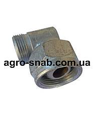 Штуцер угловой S41-S41 (М33х2.0 гайка-М33х2.0)