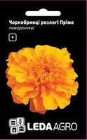 Семена бархатцев Примо, 0,2 гр., оранжевые, раскидистые