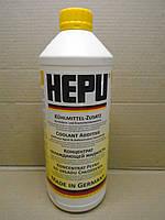 Антифриз желтый концентрат G11 HEPU 1.5 л -80, фото 1