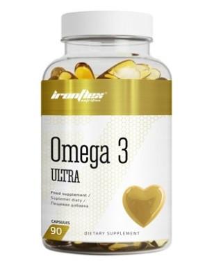 Омега IronFlex - Omega 3 Ultra (90 капсул)
