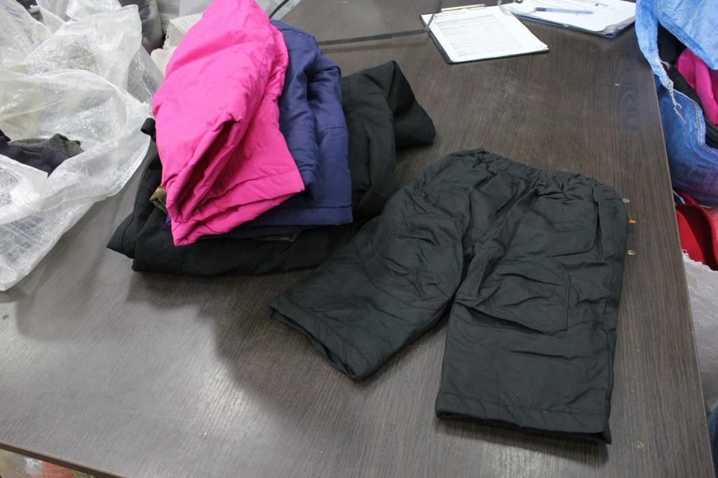 Секонд хенд, Лыжные штаны дет 1с зима Канада