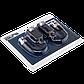 1-канальный пасcивный приемник/передатчик видеосигнала Green VisionGV-01HD P-04, фото 2