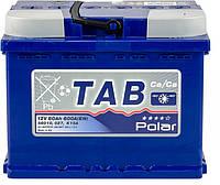 Аккумулятор 60 Ah/12V TAB Polar Blue (0) Euro