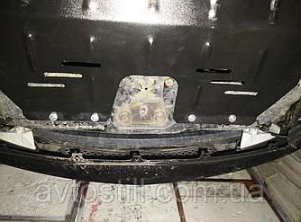 Защита картера двигателя Nissan Almera N16 (2000-2006) | Ниссан Альмера