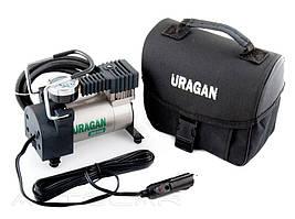 Компрессор автомобильный URAGAN 90110 12В 7Атм 35 л/мин