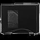 Корпус Slim LP S6055 BK USB 3.0x1, USB 2.0x1 + Блок питания Micro ATX 400W 8см, фото 5