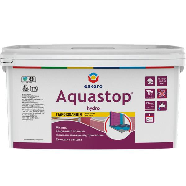 Гідроізоляція Eskaro Aquastop Hydro 1кг