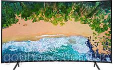 "Изогнутый телевизор Samsung 42"" 4К+DVB-T2/DVB-С UE42NU7300UXUA БЕЗ SMART TV, фото 2"