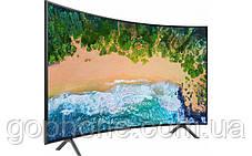 "Изогнутый телевизор Samsung 32"" 4К+DVB-T2/DVB-С UE32NU7300UXUA БЕЗ SMART TV, фото 3"