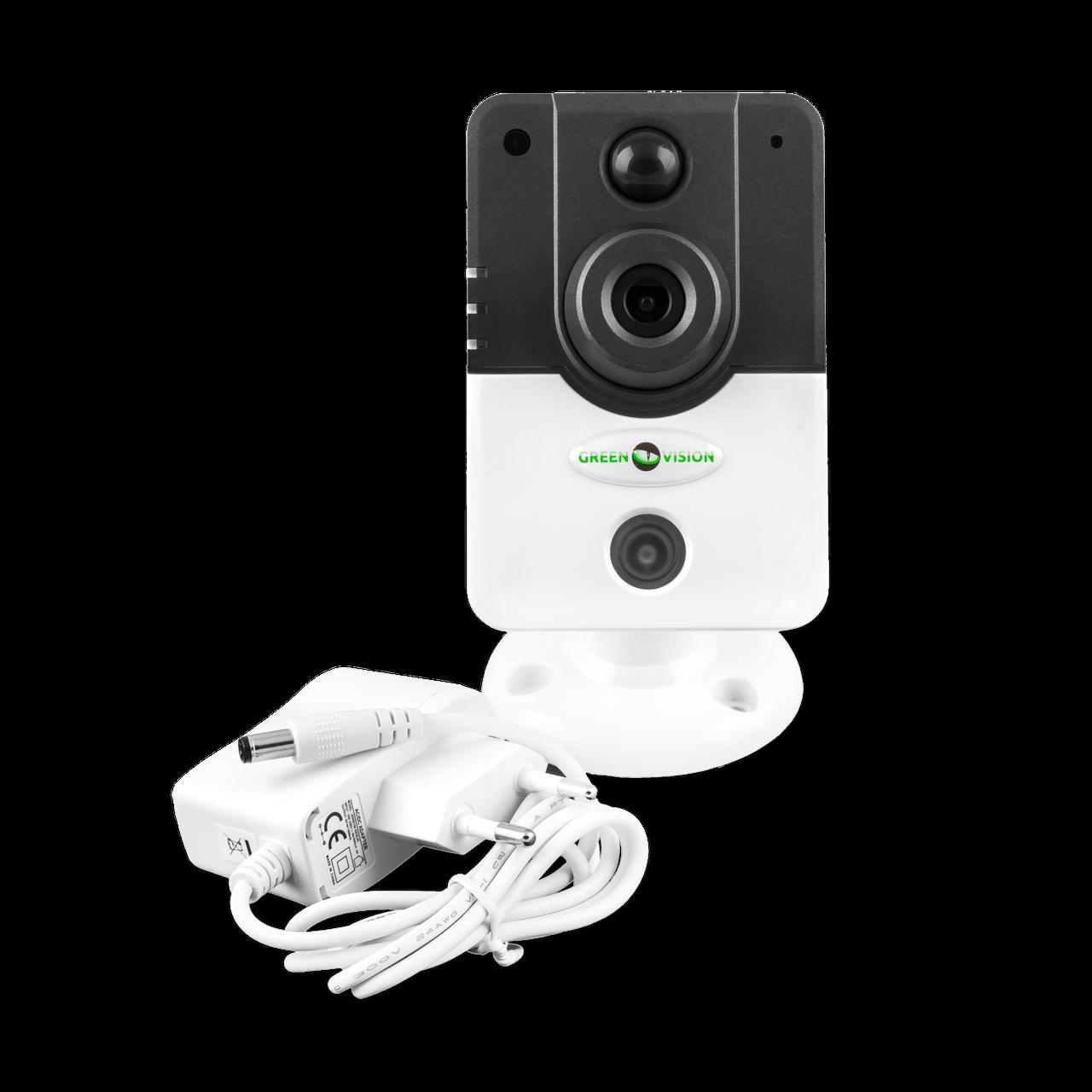 Беспроводная WIFi IP Камера Green Vision GV-070-IP-MS-KI010-10