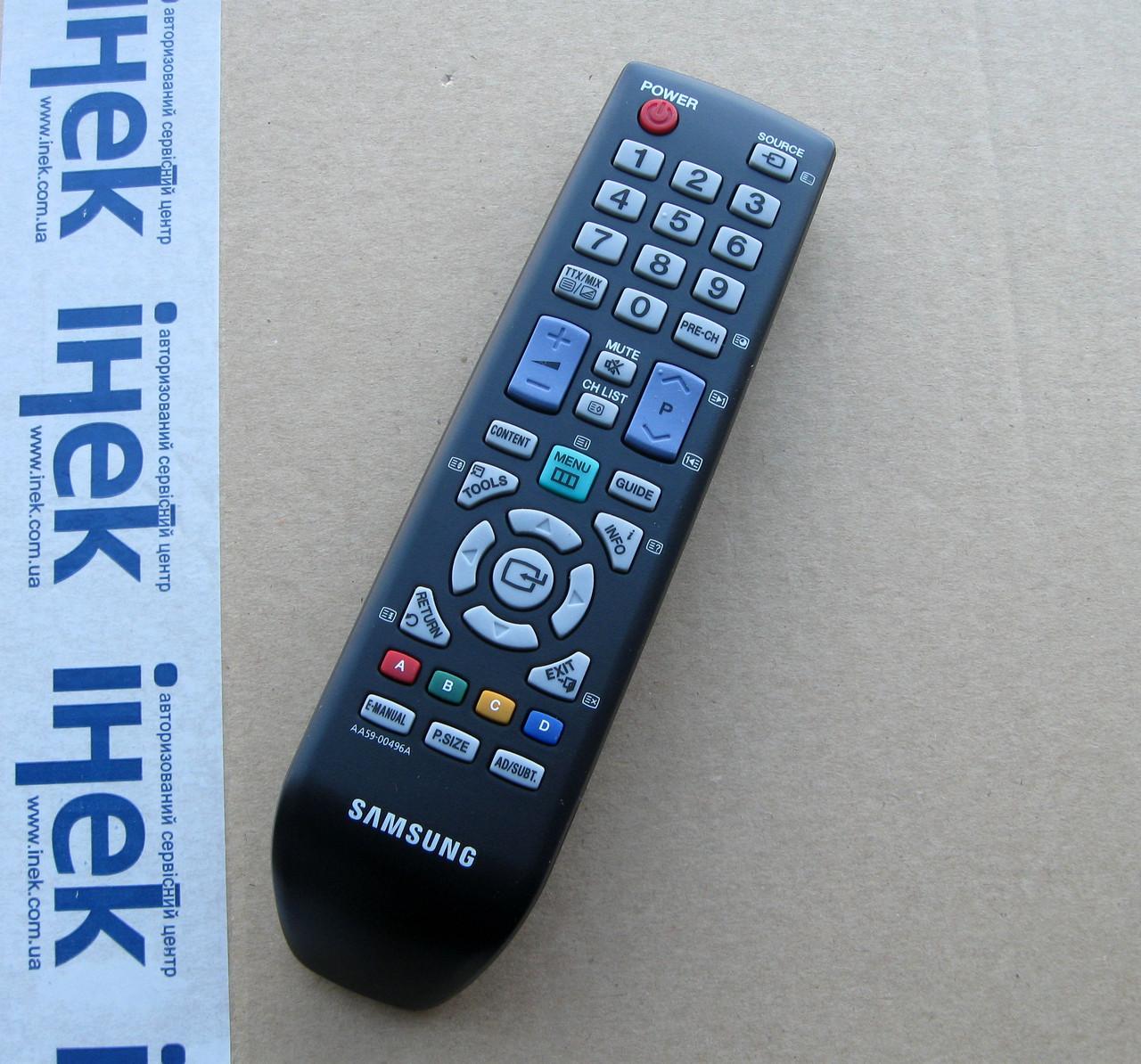 Пульт управления для телевизора Samsung AA59-00496A