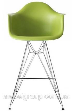 Стілець барний Тауер Eames зелений, фото 2