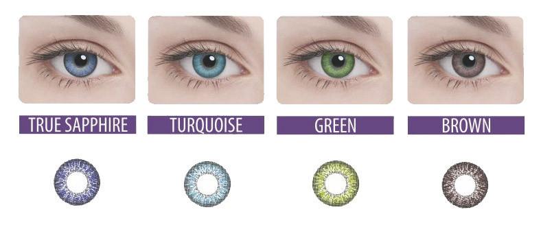 Адрия контактные линзы