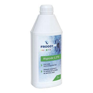 Альгицид непенящийся Algiсide L210 FROGGY 1л