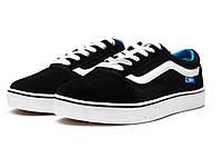 Кроссовки мужские  Vans Old Skool, черные (11036) размеры в наличии ► [  41 (последняя пара)  ]