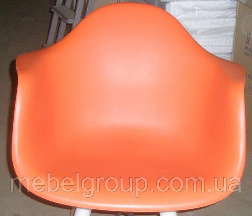 Стілець барний Тауер Eames помаранчевий, фото 2