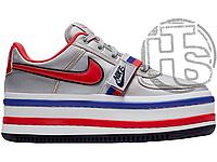 Женские кроссовки Nike Vandal 2K Metallic Silver University Red AO2868-001