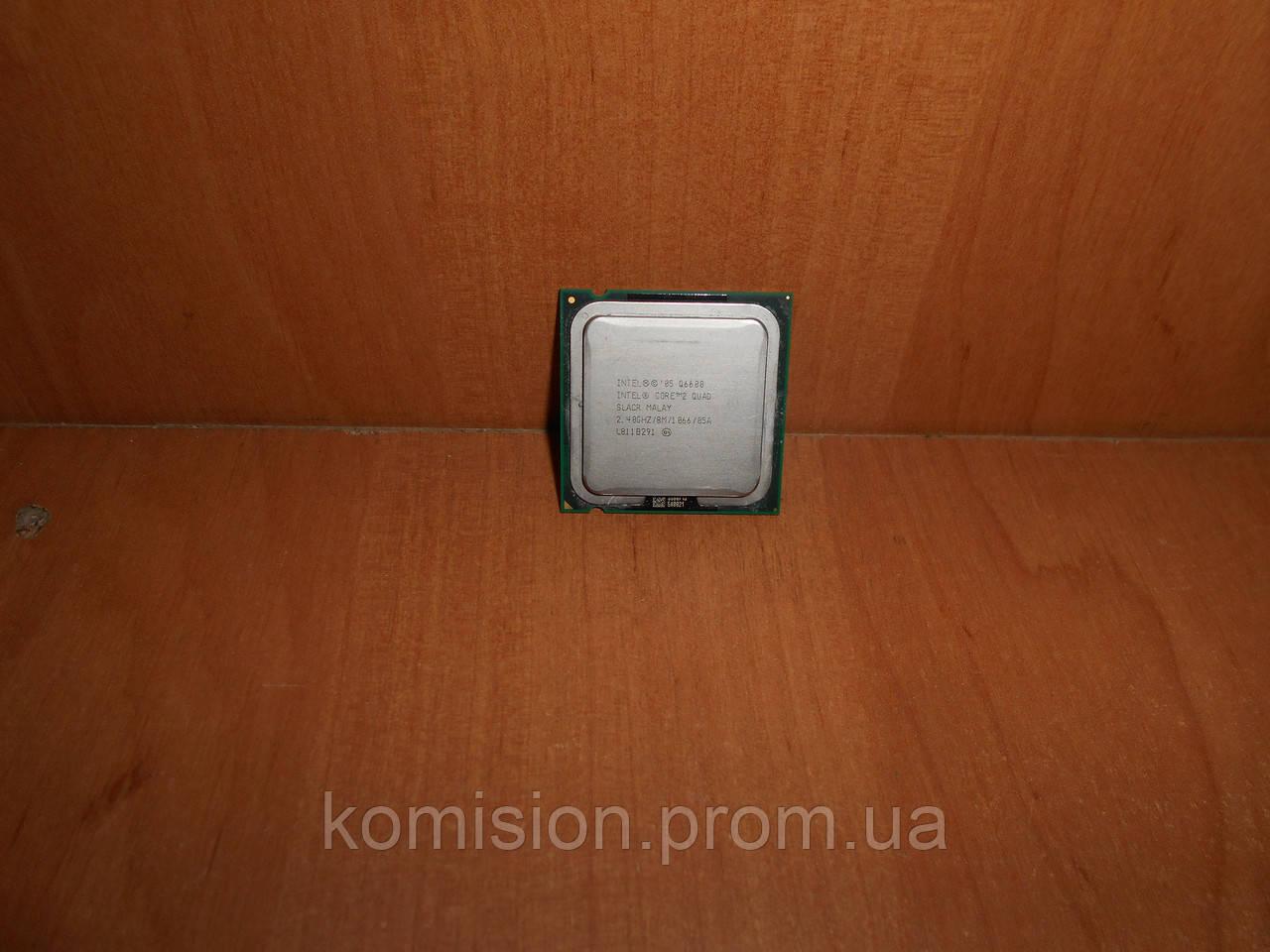Процессор Intel Core 2 Quad Q6600 2,4 GHz s775 4 ядра