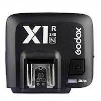 Приёмник TTL Godox X1R-N для Nikon
