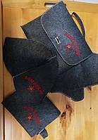 Набор для бани и сауны  мужской подарочный