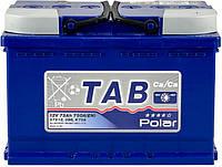 Аккумулятор 75 Ah/12V TAB Polar Blue (0) Euro