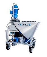 Штукатурный агрегат Kaleta 5