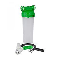 """Корпус магистрального фильтра 10"""" для холодной воды (Smart - подключение)"""