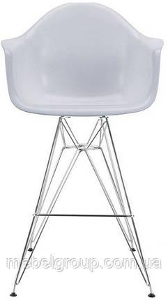 Стул барный Тауэр Eames белый, фото 2