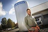 Резервуар для охлаждения молока (бункер) новый Wedholms объемом 35000 литров, фото 2