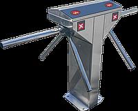 Турникет-трипод CENTURION TWIN, полированная нержавеющая сталь AISI 304