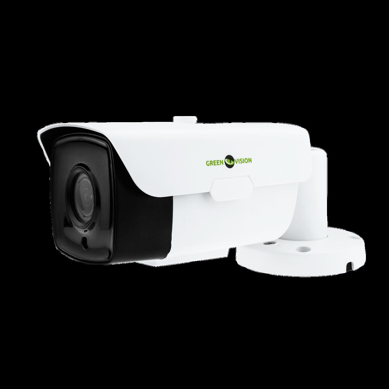 Наружная IP камера GreenVision GV-079-IP-E-COS20VM-40 POE