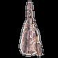 Женская сумка Realer P059 бежевая, фото 4
