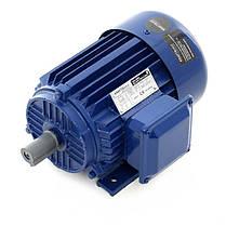 Электродвигатель 1,1 КВТ 380В KD1810, фото 3