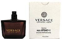 Versace Crystal Noir туалетная вода 90 ml. (Тестер Версаче Кристал Ноир), фото 1
