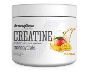 Креатин IronFlex - Creatine (300 грамм) mango/манго