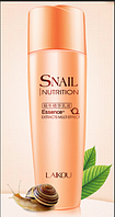Эмульсия.  Лосьон улитка   Laikou Snail Nutrition   130ml