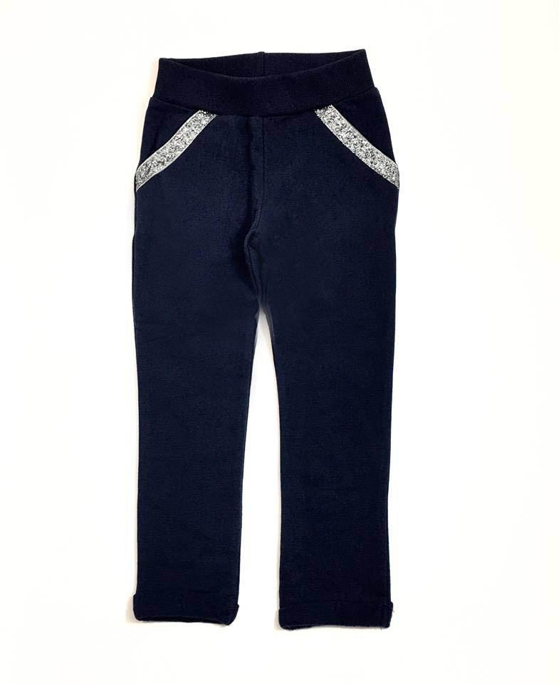 Штаны для девочки Breeze Кармашки 9542 (р.92)