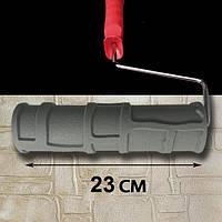 В024 - Валик декоративный битый кирпич, фото 1