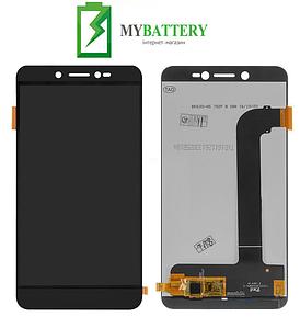 Дисплей (LCD) Prestigio 5530 Grace Z5 Duo с сенсором черный