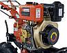 Двигатель ЗУБР (ZUBR) м/б 178F 6 л.с дизель воздушное охлаждение 4,41 кВт 3600 об/мин, 296 см3 ручной стартер, фото 2