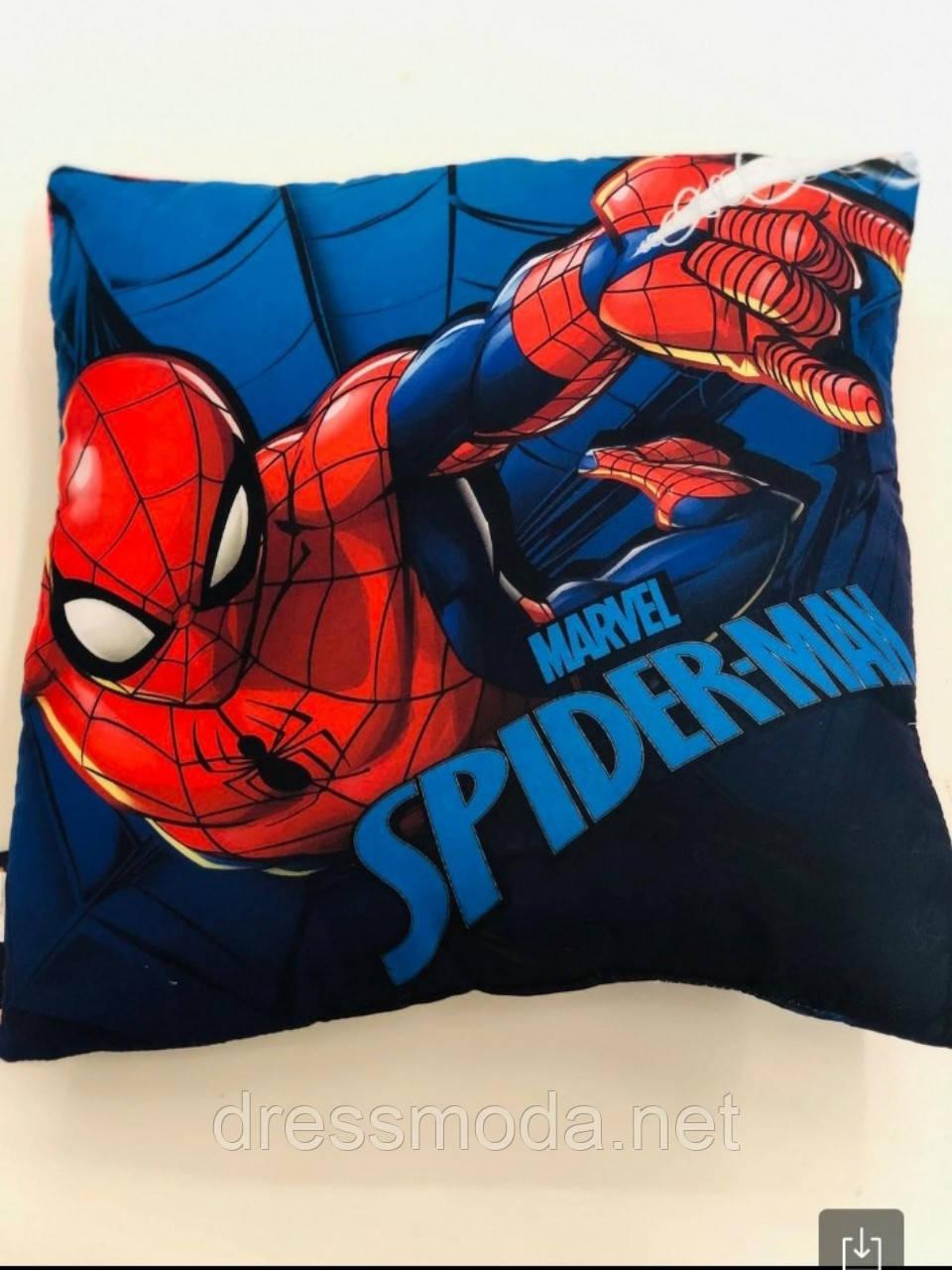 Декоративная подушка Spiderman 40/40 cm