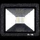 Светодиодный прожектор Ilumia 20Вт, 4000К (нейтральный белый), 2000Лм (041), фото 2