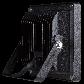 Светодиодный прожектор Ilumia 20Вт, 4000К (нейтральный белый), 2000Лм (041), фото 4